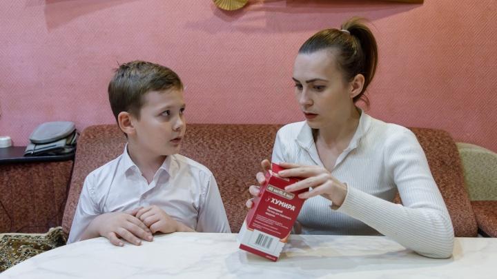«Врачи в Москве просто в шоке»: в Волгограде ребенка с тяжелым заболеванием оставили без лекарств