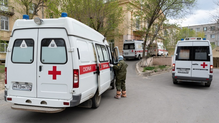 Камышин хочет в лидеры: смотрим, как распространяется COVID-19 по Волгоградской области