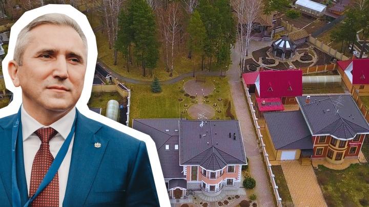 Губернатор Моор объяснил читателям 72.RU, почему его загородного дома не оказалось в декларации