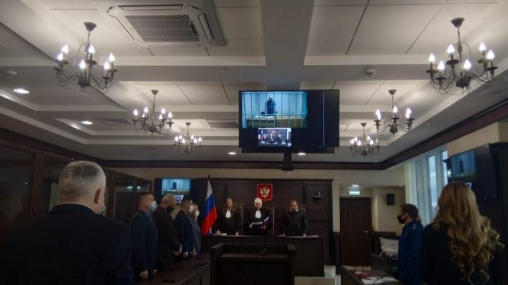 Суд отменил приговор троим фигурантам полицейского секс-скандала в Уфе
