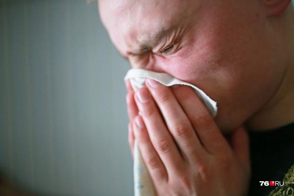 Противный запах не уходит долгое время