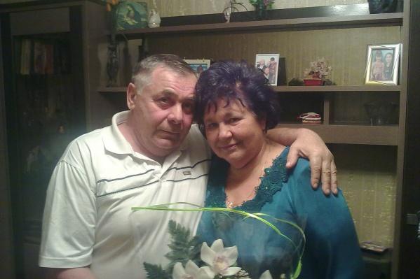Нина и Александр Рябцевы с трудом попали в больницу