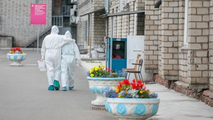 Число погибших от коронавируса в крае подбирается к полтысячи