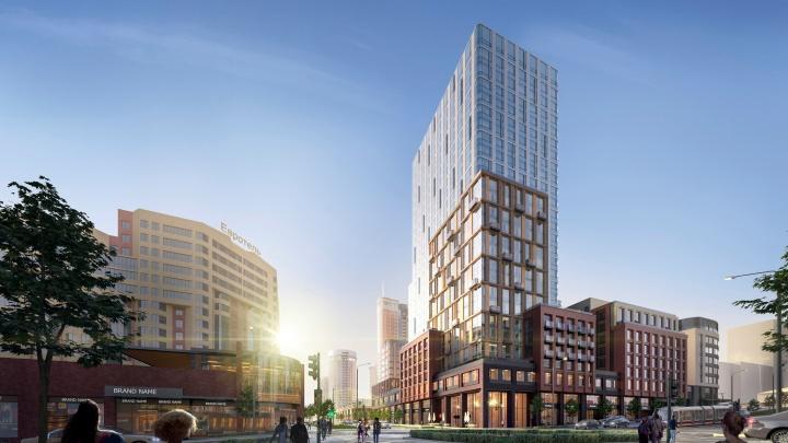 Квартиры и апартаменты в 3 новых комплексах от крупнейшего застройщика области поступили в продажу