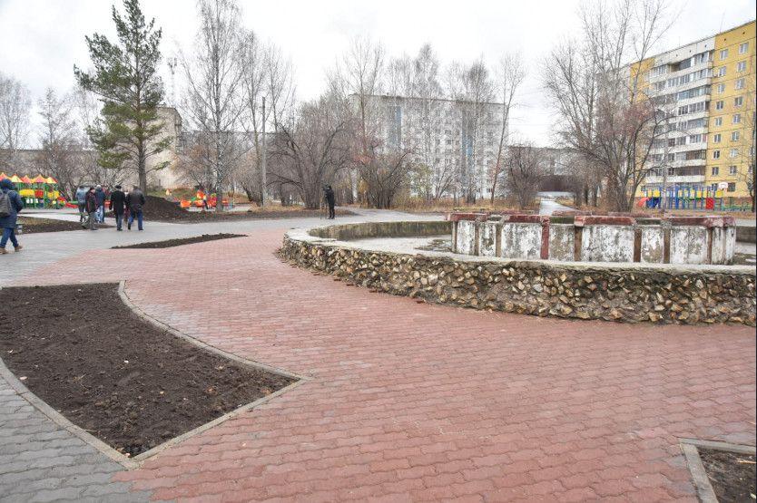 Этим летом в Искитиме хотят открыть фонтан, который не работал 25 лет