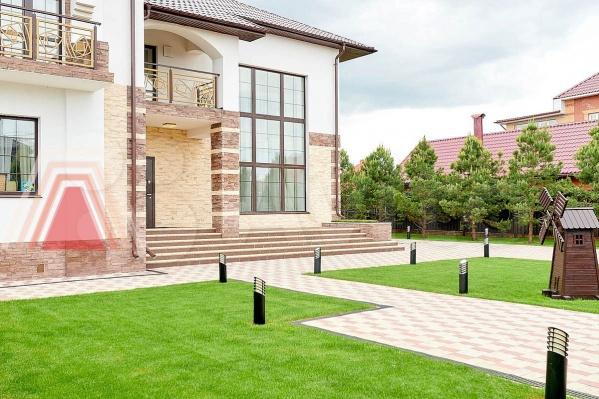 Так выглядит один из самых дорогих домов Уфы