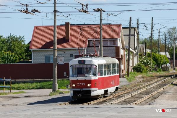 Трамвай № 5 больше не будет заходить на Мончегорскую