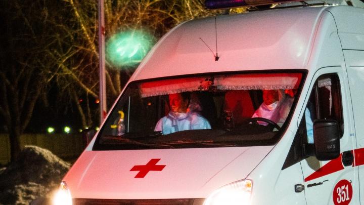 В Омской области от коронавирусной инфекции скончался ещё один человек