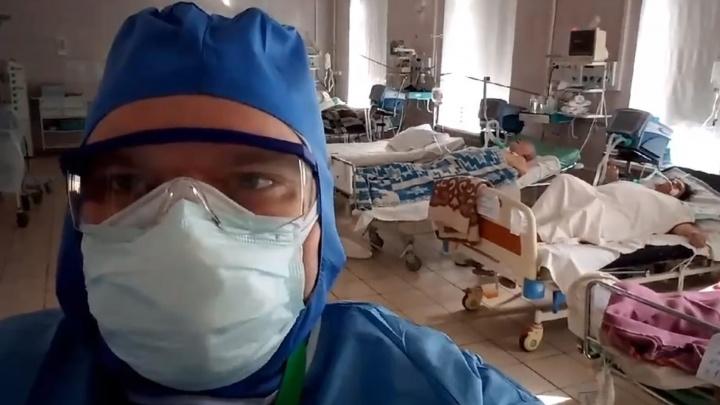 «Нам очень тяжело, но мы вам поможем»: врачи, работающие с коронавирусом, обратились к нижегородцам