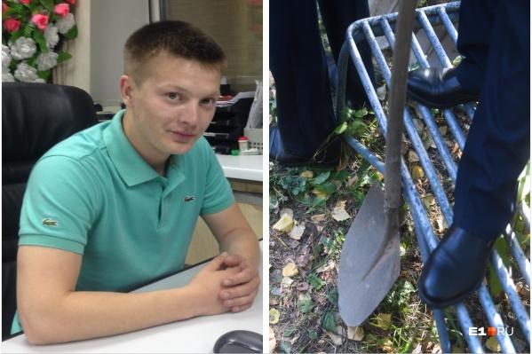 Бывший автохам Игорь Новосёлов сейчас работает в ритуальном бизнесе