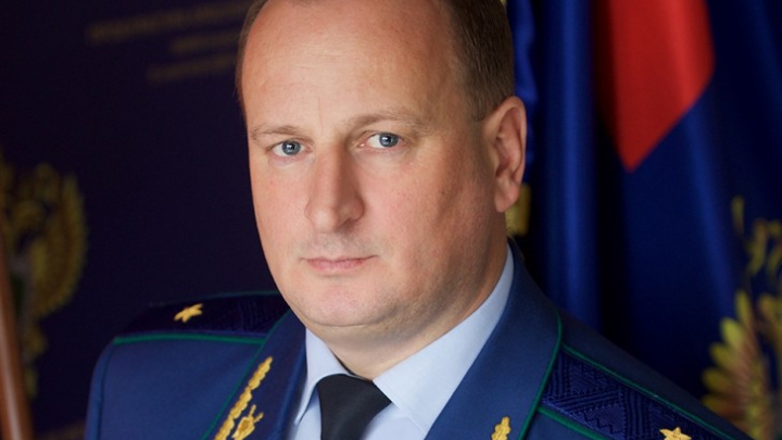 В Красноярском крае назначили и.о. прокурора