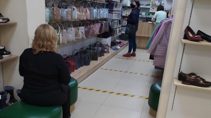 В «Вестфалике» объяснили, почему обувные магазины в Челябинске заработали в обычном режиме