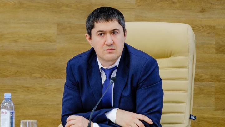 «Это план доверия жителям». Дмитрий Махонин высказался о послаблении режима самоизоляции в Пермском крае