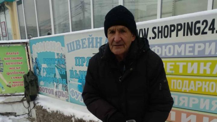 Дедушка из Башкирии, которому скидывались всем Красноярском на квартиру, заехал в новое жилье