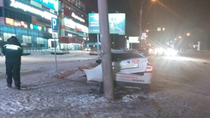 Новосибирский таксист получил срок за гибель студента на пешеходном переходе