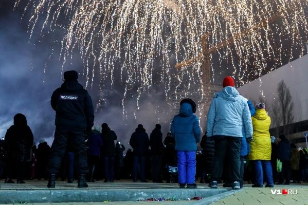 Волгоградцы в новогоднюю ночь будут смотреть только онлайн-концерт