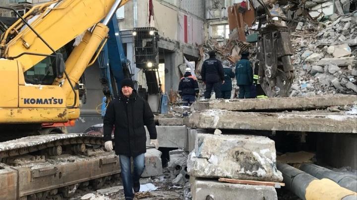 Мэр Магнитогорска назвал причину взрыва в доме, при котором погибли 39 человек