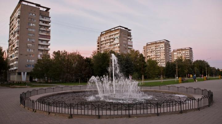 Фонтаны Волжского стали жертвой режима тотальной самоизоляции