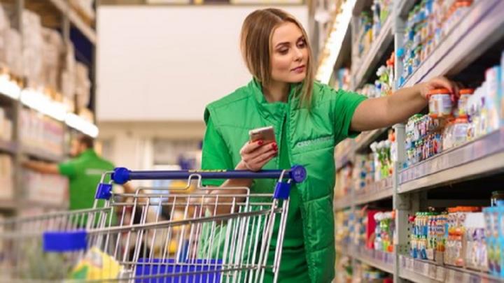 Популярный сервис «СберМаркет» доставит продукты в Новошахтинске за 2 часа