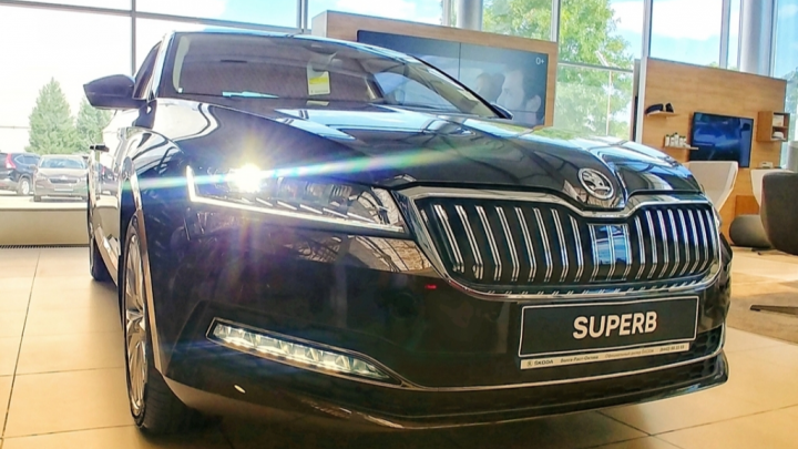 ŠKODA SUPERB в Волгограде: свежий обзор и технические характеристики флагмана чешского бренда