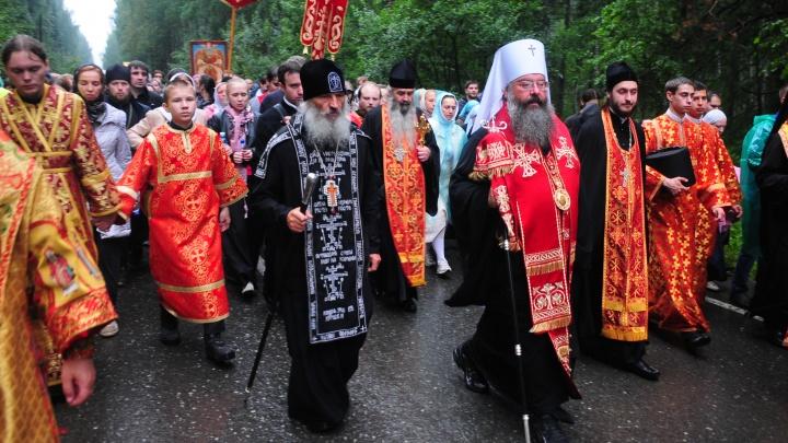 Чем Екатеринбургу запомнился митрополит Кирилл