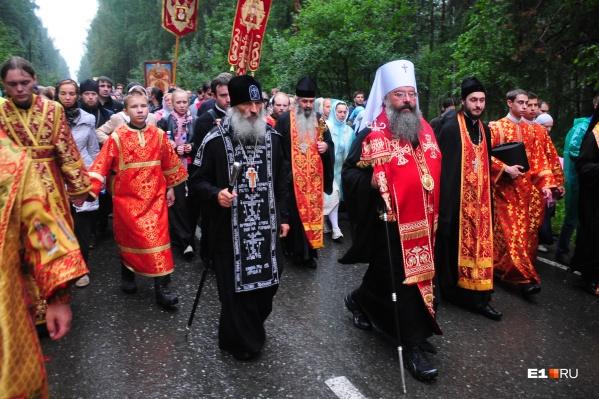 Митрополит Кирилл превратил фестиваль «Царские дни» в самое массовое и масштабное мероприятие года