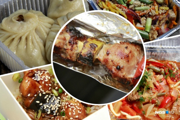 Пять блюд, похожих на нормальную еду, которые можно взять навынос