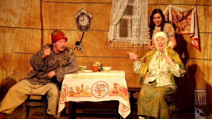 Челябинский театр составил «карантинный» онлайн-репертуар спектаклей. Как посмотреть