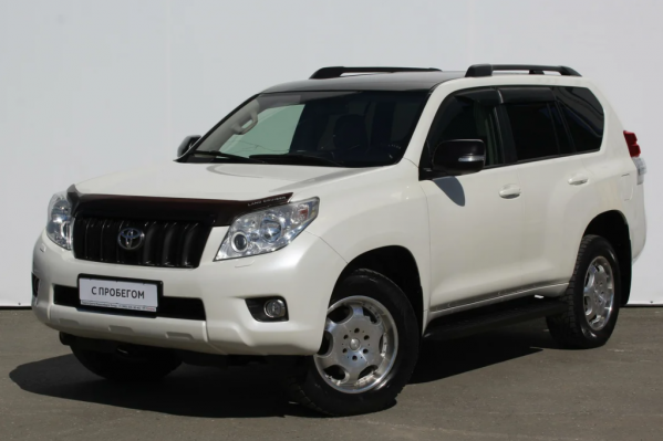 Land Cruiser Prado, 2011 год