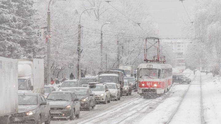 Через весь город и по мосту: где в Самаре планируют пустить трамваи