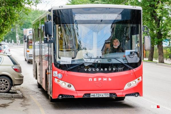 """Изменения коснутся компенсационных спецрейсов автобусного маршрута <nobr class=""""_"""">№ 36</nobr>"""