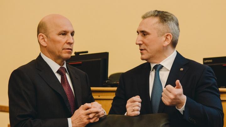 Тюменскому вице-губернатору Сергею Сарычеву урезают полномочия. Кто теперь и за что отвечает