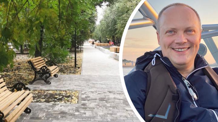 «Я себя ощущаю одноразовым гражданином»: профессор ННГУ о благоустройстве сквера на Звездинке
