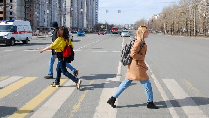 Очки запотели и гаишник обругал. Что мы увидели на улицах Челябинска, нарушив самоизоляцию