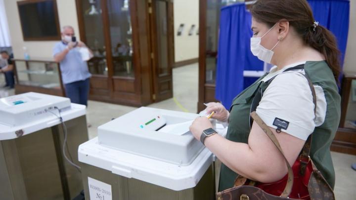 Избирательные комиссии начали приём заявлений для голосования по месту нахождения