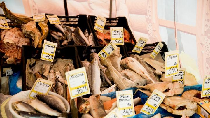 В Ярославской области нашли в продаже рыбу, от которой можно заразиться опасными болезнями