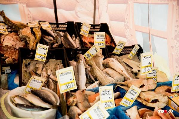 Рыба относится к тем продуктам, которые стоит покупать только в проверенных местах