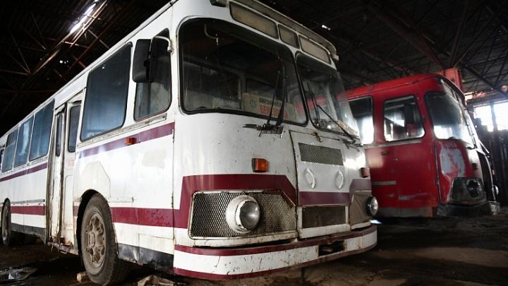 «Потратили 240 тысяч рублей»: в Ярославле поставят памятник автобусу-труженику