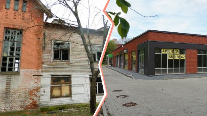 Ради чего уничтожили исторический дом: что появилось на месте бывшей школы Валентины Терешковой