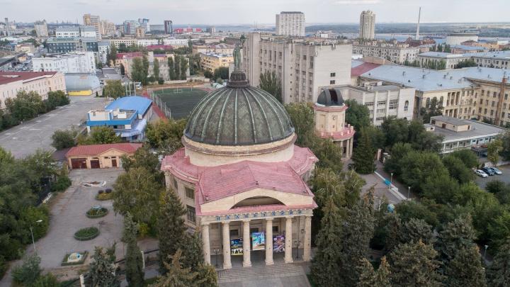 УФАС приостановило торги по проекту реконструкции Волгоградского планетария