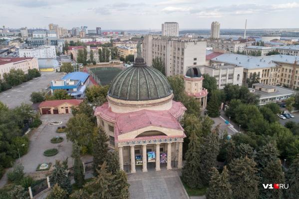 Волгоградский планетарий возглавил экс-директор волжского ДК «Октябрь»