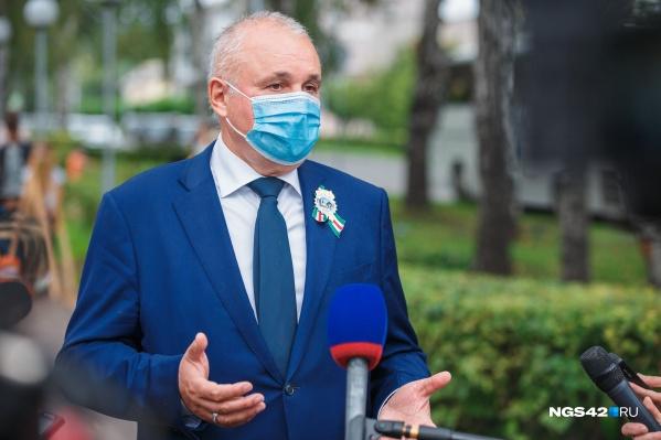 С начала пандемии в регионе заболели уже больше 10 тысяч человек