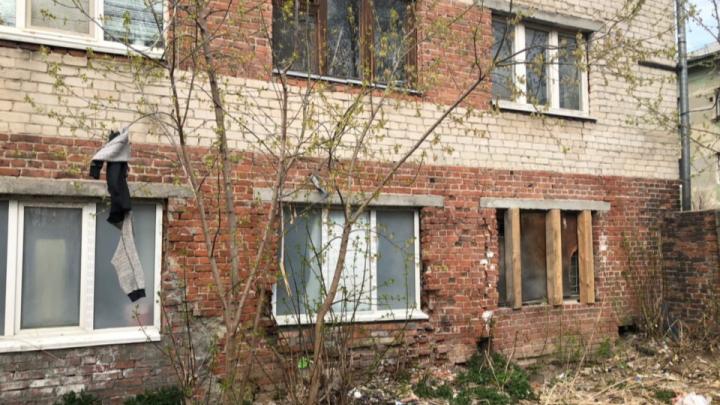 Расселенное общежитие на Жуковского городские власти решили восстановить