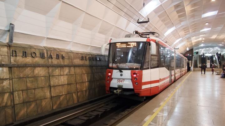 В Волгограде в выходные запустят скоростной трамвай
