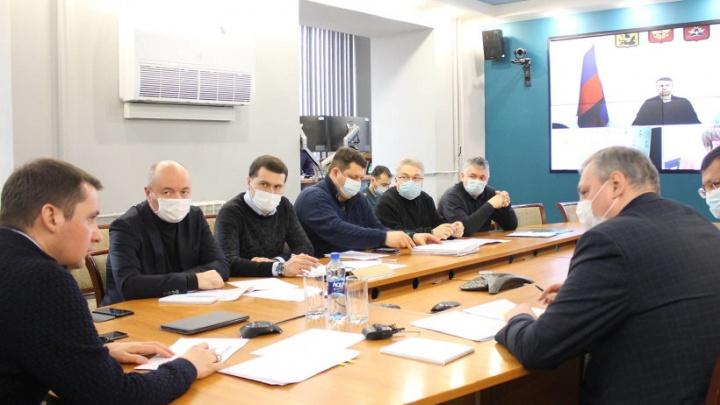 Александр Цыбульский предложил включить беременных сотрудниц медучреждений в группу риска по COVID-19