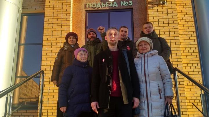 Обвиняемый в побоях на Шиесе активист рассказал, что суд вынес решение по делу без него