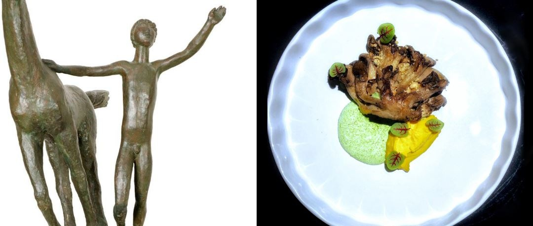 Шеф-повар Ахмед Охунов вдохновился «Летом»
