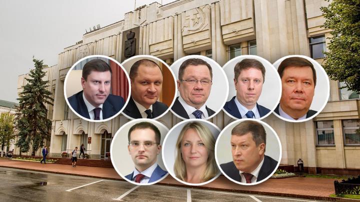 Дорогая моя: сколько зарабатывают сотрудники правительства Ярославской области (и их супруги)