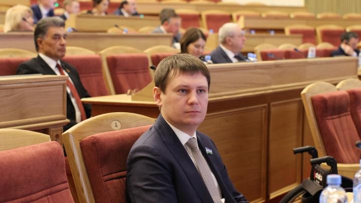 Из-за коронавируса депутаты Курултая Башкирии теперь заседают по видеосвязи