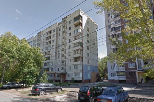Дома по Бакинской относятся к УК-банкроту